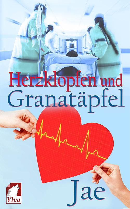Lesbischer Liebesroman Herzklopfen und Granatäpfel von Jae