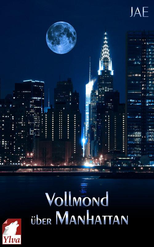 Lesbischer Liebesroman Vollmond über Manhattan von Jae