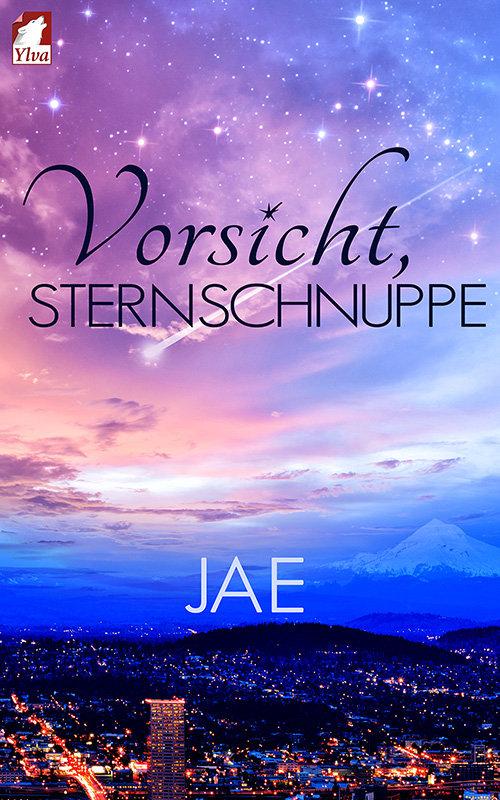 Lesbischer Liebesroman Vorsicht Sternschnuppe von Jae