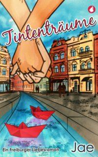 Lesbischer Liebesroman Tintenträume von Jae