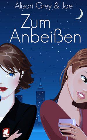 Lesbischer Liebesroman Zum Anbeißen von Jae und Alison Grey